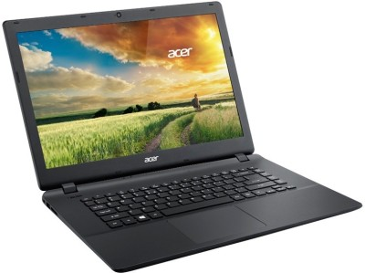 Acer Aspire ES ES1-521 NX.G2KSI.009 APU Quad Core A8 - (6 GB DDR3/1 TB HDD/Linux) Notebook (15.6 inch, Black)