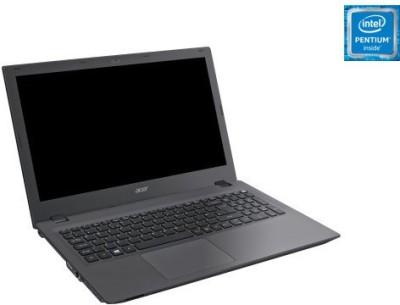 Acer Aspire E E5-532 NX.MYVSI.005 Pentium Quad Core - (4 GB DDR3/500 GB HDD/Linux) Notebook (15.6 inch, Charcoal)