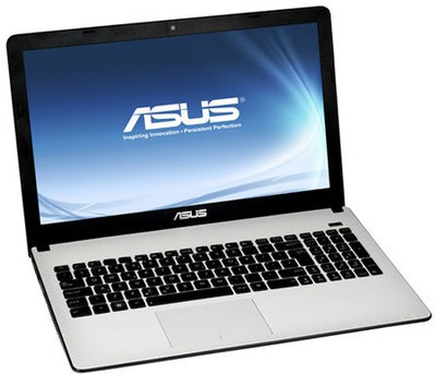 Asus XX067D X Series X553MA Pentium Quad Core - (2 GB/500 GB HDD/Free DOS) Notebook XX067D (15.6 inch, White, 2.15 kg)