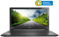 Lenovo G50-45 80E301N3IN APU Quad Core A8 - (8 GB DDR3/1 TB HDD/Free DOS/2 GB Graphics) Notebook