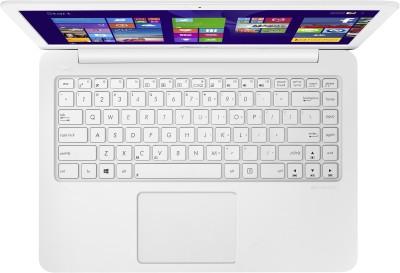 Asus EeeBook E402MA-BING-WX0022B 90NL0032-M03120 Pentium Quad Core - (2 GB DDR3/500 GB HDD/Windows 8.1) Notebook (14 inch, White)