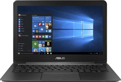 View Asus UX305FA-FC008T 90NB06X1-M11270 Intel Dual Core - (4 GB DDR3/Windows 10) Notebook Laptop