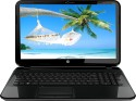 HP Pavilion 15-B004TU Sleekbook (2nd Gen PDC/ 2GB/ 500GB/ Win8) - Imprint - Sparkling Black