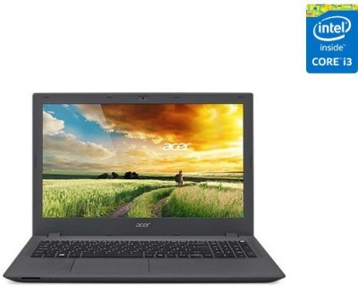 Acer Aspire E E5-573G NX.MVMSI.045 Core i3 (5th Gen) - (4 GB DDR3/1 TB HDD/Linux/2 GB Graphics) Notebook