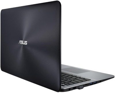 Asus A555LF-XX362T 90NB04U2-M14630 Core i3 (5th Gen) - (4 GB DDR3/1 TB HDD/Windows 10/2 GB Graphics) Notebook (15.6 inch, Black)