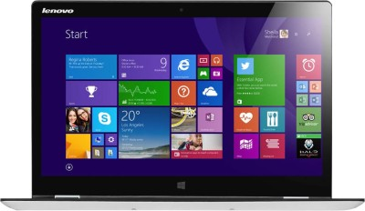 Lenovo 14 Yoga 3 80JH00A2IN Intel Core i7 - (8 GB DDR3/Windows 8.1/2 GB Graphics) Ultrabook (14 inch, SIlver)