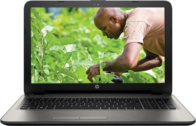 HP 15-AF143AU T0Z85PA APU Dual Core E1 - (4 GB DDR3/500 GB HDD/Free DOS) Notebook (15.6 inch, Turbo SIlver)