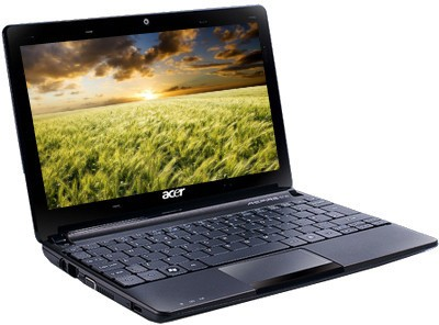 Buy Acer AOD 270 Laptop (2nd Gen Atom Dual Core/ 2GB/ 320GB/ Linux) (NU.SGASI.003): Computer