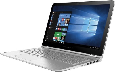 HP envy15 X360 w102tx (T5Q56PA) Core i5, 6th Gen - (8 GB DDR3/1 TB HDD/Windows 10 Home/2 GB Graphics/Touch) Notebook (15.6 inch, Natural SIlver)
