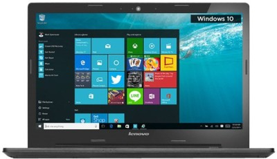 Lenovo Ideapad G Series G50-80 80E503C9IH Core i3 (5th Gen) - (4 GB DDR3/1 TB HDD/Windows 10 Home) Notebook (15.6 inch, Black)