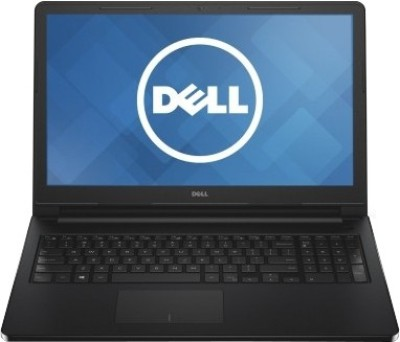 Dell Inspiron 15 3551 35402500IBU Pentium Quad Core - (2 GB DDR3/500 GB HDD) Notebook (15.6 inch, Black)