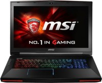 MSI GT72 2QE Dominator Pro G GT Series GT72 2QE Dominator Pro G Core i7 - (16 GB DDR3/1 TB HDD/Windows 8.1/8 GB Graphics) Notebook