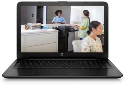 HP 15 15-AC 15-AC649TU V5D72PA Intel Pentium Quad Core - (4 GB DDR3/500 GB HDD/Free DOS) Notebook (15.6 inch, Black)