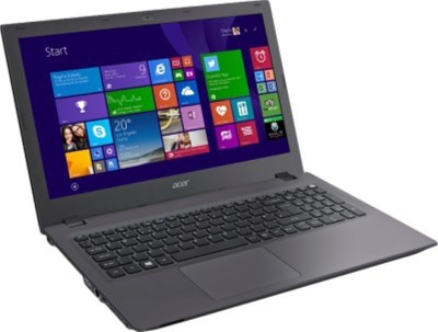 Acer Aspire E Series E5-573 Nx.Mvhsi.029 CORE I3- 4005U - (4 GB DDR3/500 GB HDD/Linux/Ubuntu) Notebook (15.6 inch, Charcoal Grey)