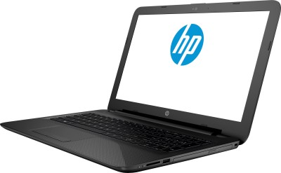 HP 15-ac168TU P4Y39PA Pentium Dual Core - (4 GB DDR3/500 GB HDD/Windows 10) Notebook (15.6 inch, Black)