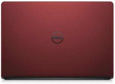 Dell Vostro 3558 AHC123456 Celeron Dual Core - (4 GB DDR3/500 GB HDD/Free DOS) Notebook (15.6 inch, Red)