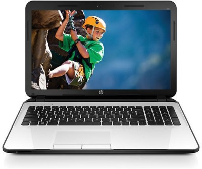 HP Pavilion 15 AC 156TX (P6M76PA#ACJ) Core i3-5th Gen - (4 GB DDR3/1 TB HDD/Free DOS/2 GB Graphics) Notebook (15.6 inch, White)