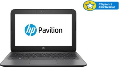 HP Pavilion 11-S003TU W0H99PA Celeron Dual Core - (2 GB DDR3/500 GB HDD/Free DOS) Notebook (11.6 inch, Black)