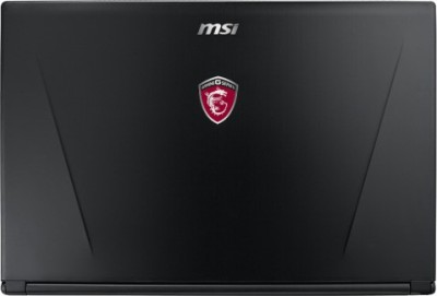 MSI Ghost Pro GT Series GS60 6QE Ghost Pro Core i7 - (16 GB/1 TB HDD/Windows 10/3 GB Graphics) Notebook (15.6 inch, Black)