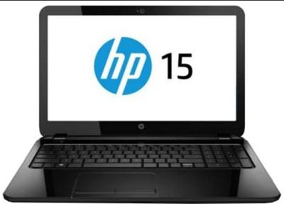 View HP 15-r063tu Notebook (4th Gen Ci3/ 4GB/ 500GB/ Win8.1) (J8B77PA) Laptop