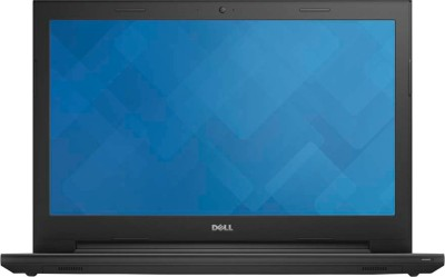View Dell Inspiron 3542 Notebook (4th Gen Ci3/ 4GB/ 500GB/ Ubuntu) (354234500iBU) Laptop