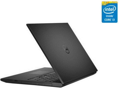 Dell Inspiron 3542 3542341TBiBU Core i3 - (4 GB DDR3/1 TB HDD/Linux/Ubuntu) Notebook (15.6 inch, Black)