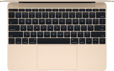 Apple MacBook MK4N2HN/A (Notebook) (CPU Core M-5Y10/ 8GB/ 512GB/ Mac OS X Yosemite) (12 inch, Gold)