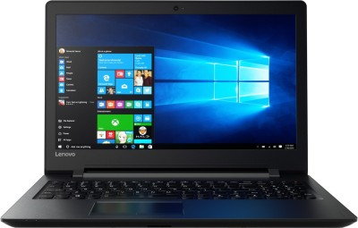 Lenovo Ideapad IP110 APU Quad Core A8 - (8 GB/1 TB HDD/Free DOS/2 GB Graphics) Notebook 80TJ00BNIH (15.6 inch, Black, 2.2 kg)