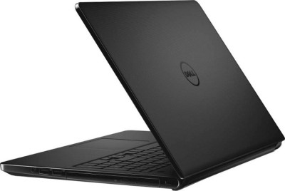 Dell Inspiron 5000 5558 Y566002IN9 Core i3 - (4 GB DDR3/500 GB HDD/Windows 10) Notebook (15.6 inch, Black)