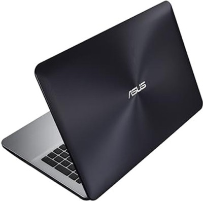 Asus A555LA-XX1560T 90NB0651-M27560 Core i3 (4th Gen) - (4 GB DDR3/1 TB HDD/Windows 10) Notebook (15.6 inch, Dark Brown)