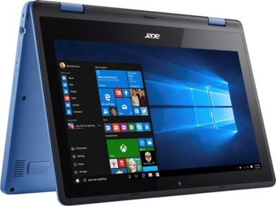 Acer Aspire R11 R3-131T-p4aa NX.G0YSI.001 Pentium Quad Core - (4 GB DDR3/500 GB HDD/Windows 10) 2 in 1 Laptop