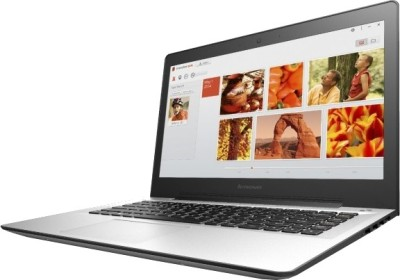 Lenovo Ideapad U U41 80JV00CDIN Intel Core i7 (5th Gen) - (4 GB DDR3/1 TB HDD/Windows 8.1/2 GB Graphics) Notebook (14 inch, SIlver)