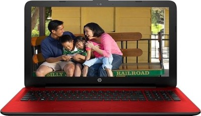 HP 15-ac125tx N8M30PA Core i5 (5th Gen) - (4 GB DDR3/1 TB HDD/Windows 10/2 GB Graphics) Notebook (15.6 inch, Flyer Red)