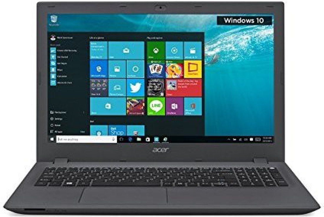 Acer Aspire E5-573G-389U (NX.MVMSI.036) Notebook(15.6 inch|Core i3|8 GB|Win 10 Home|1 TB)