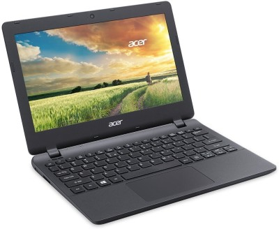 Acer ES1 - 531 Aspire C2MU NX.MZ8SI.009 Dual Core - (4 GB DDR3/500 GB HDD/Linux) Notebook (15.6 inch, Black)