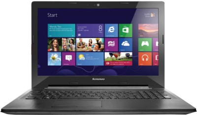 Lenovo G50-45 80E300FSIN APU Quad Core A8 - (8 GB DDR3/1 TB HDD/Windows 8/2 GB Graphics) Notebook