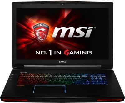 View MSI Dominator Pro GT72 2QE Notebook (3rd Gen Core i7/ 8GB/ 1TB/ Win8.1/ 8GB Graph) ( GTX 980M) Laptop