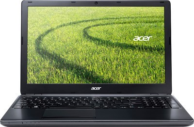 Acer E1 570 E Laptop Black available at Flipkart for Rs.32800