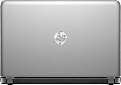 HP 15 15-AC072TX N4F44PA Core i3 - (4 GB DDR3/1 TB HDD/Windows 8.1/2 GB Graphics) Notebook (15.6 inch, Turbo SIlver Color With Diamond & Cross Brush Pattern)
