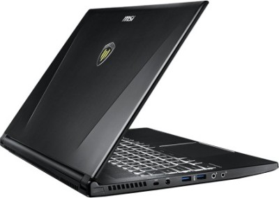 MSI Workstation WS60 6QI Core i7 (6th Gen) - (16 GB DDR4/1 TB HDD/Windows 10/2 GB Graphics) Notebook (15.6 inch)