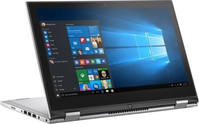 Dell Inspiron 7000 7359 Y562502HIN9 Core i7 (6th Gen) - (8 GB DDR3/Windows 10) 2 in 1 Laptop (13.3 inch, SIlver)