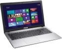Asus X552LAV-SX394H X Series Celeron Dual Core (4th Gen) - 15.6 Inch, 500 GB HDD, 4 GB DDR3, Windows 8.1 Laptop (Black)