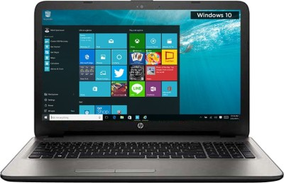 HP 15-ac123tx N8M28PA Core i5 (5th Gen) - (4 GB DDR3/1 TB HDD/Windows 10/2 GB Graphics) Notebook (15.6 inch, Turbo SIlver)