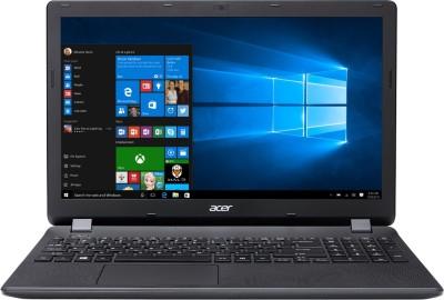 Acer Aspire ES-15 ES1-571 Pentium Dual Core - (4 GB/500 GB HDD/Windows 10) Notebook NX.GCESI.007 (15.6 inch, Black, 2.4 kg)