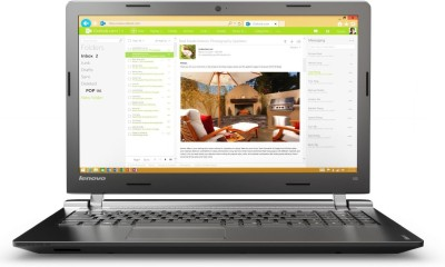 Lenovo Ideapad 100-15IBY (80MJ00A9IN) Notebook