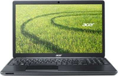 Acer Aspire E E1 570G Notebook 3rd Gen Ci3/ 4GB/ 500GB/ Windows 8/ 2GB Graph NX.MESSI.002 Black available at Flipkart for Rs.37100