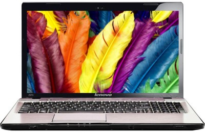 Buy Lenovo Ideapad Z570 (59-304308) Laptop (2nd Gen Ci5/ 3GB/ 750GB/ Win7 HP): Computer