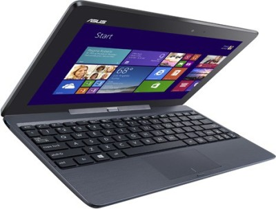 Asus T100TA (Touch) Transformer Series T100TA-DK005H T100T T100TA Intel Atom Baytrail Quad Core - (2 GB DDR3/500 GB HDD/Windows 8) 2 in 1 Laptop