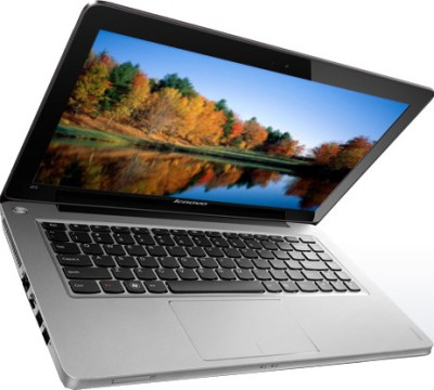 Buy Lenovo Ideapad U310 (59-332848) Ultrabook (3rd Gen Ci5/ 4GB/ 500GB SATA 32GB SSD/ Win7 HB): Computer