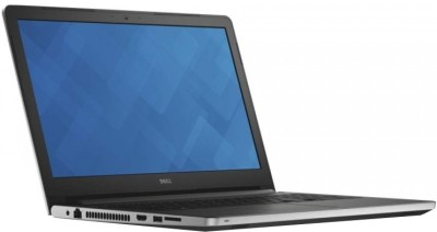 Dell Inspiron 15 5000 5559 Z566136HIN9 Intel Core i3 (6th Gen) - (4 GB DDR3/1 TB HDD/Windows 10) Notebook (15.6 inch, SIlver)